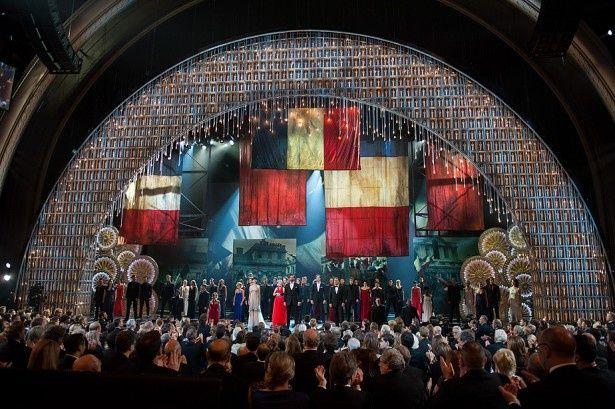 『レ・ミゼラブル』のキャストも勢ぞろい。過去10年間のミュージカル映画をトリビュート