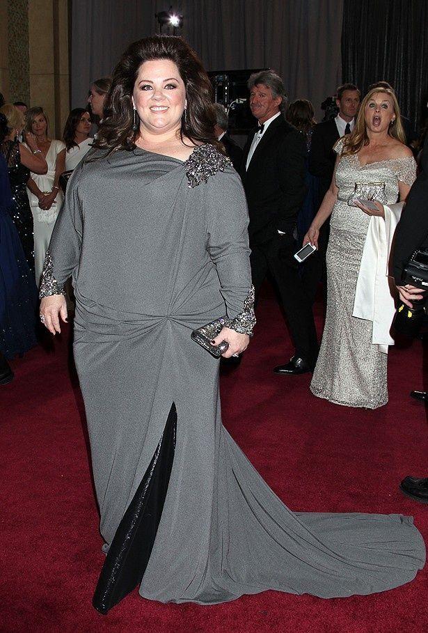メリッサ・マッカーシーのデービッド・マイスターのドレスも不評だった