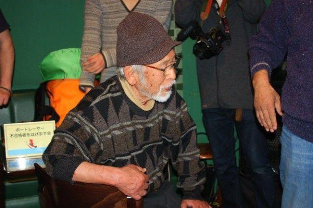 森崎東監督、御年85歳