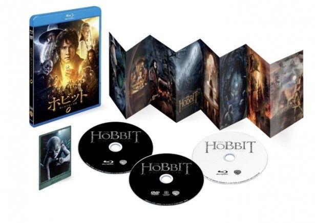 『ホビット 思いがけない冒険』ブルーレイ&DVDは4月17日(水)より発売