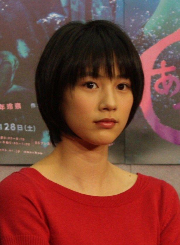 主演・アキ役を務める能年玲奈
