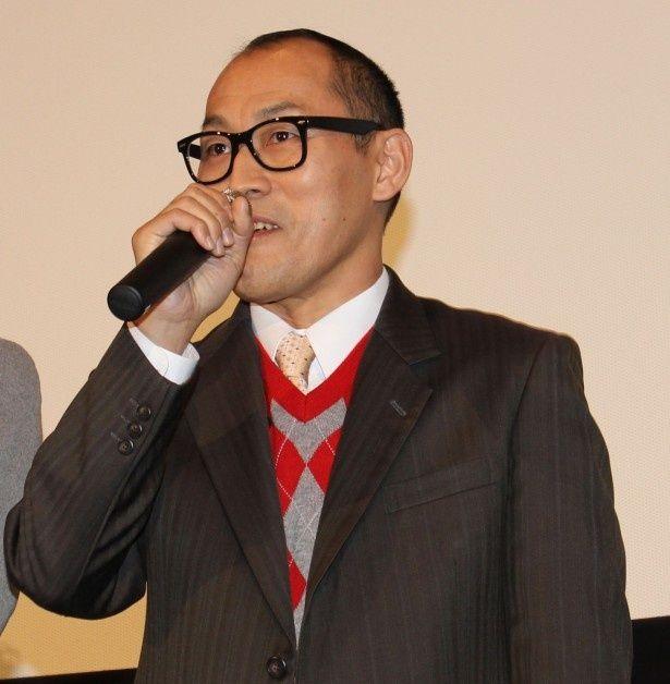 角田六郎役の山西惇