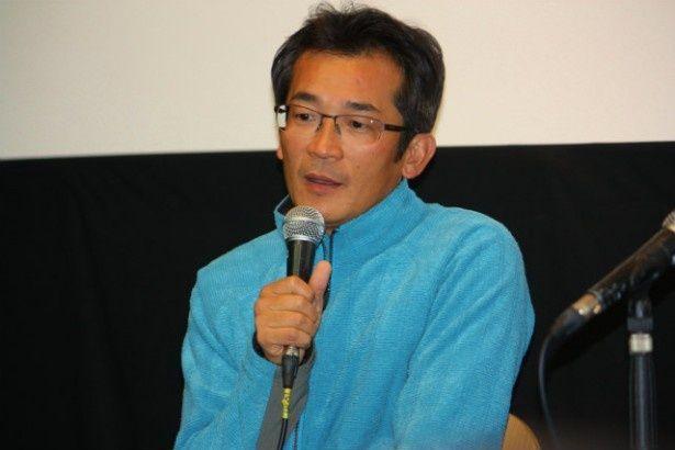 日本公開をするに当たっての苦労も語ってくれた