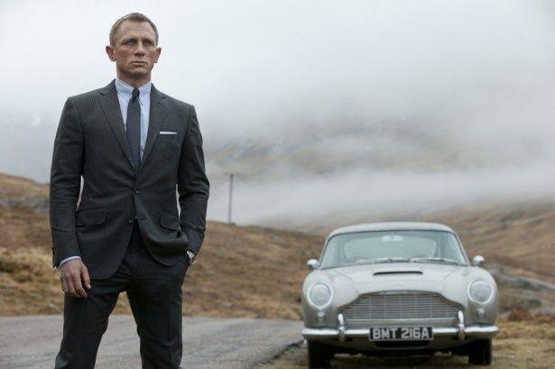 全世界で10億ドルを突破し、007シリーズ最高の大ヒットとなた『007 スカイフォール』