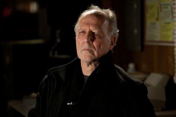 渋いルックスと驚異の演技力で圧倒的な存在感を放つヴェルナー・ヘルツォーク監督