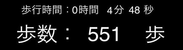 TOHOシネマズ渋谷へはご覧の歩数で到着。地下通路を移動するだけなので悪天候でも安心!