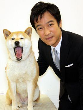 堺雅人「保健所で見た犬たちの目が忘れられない」
