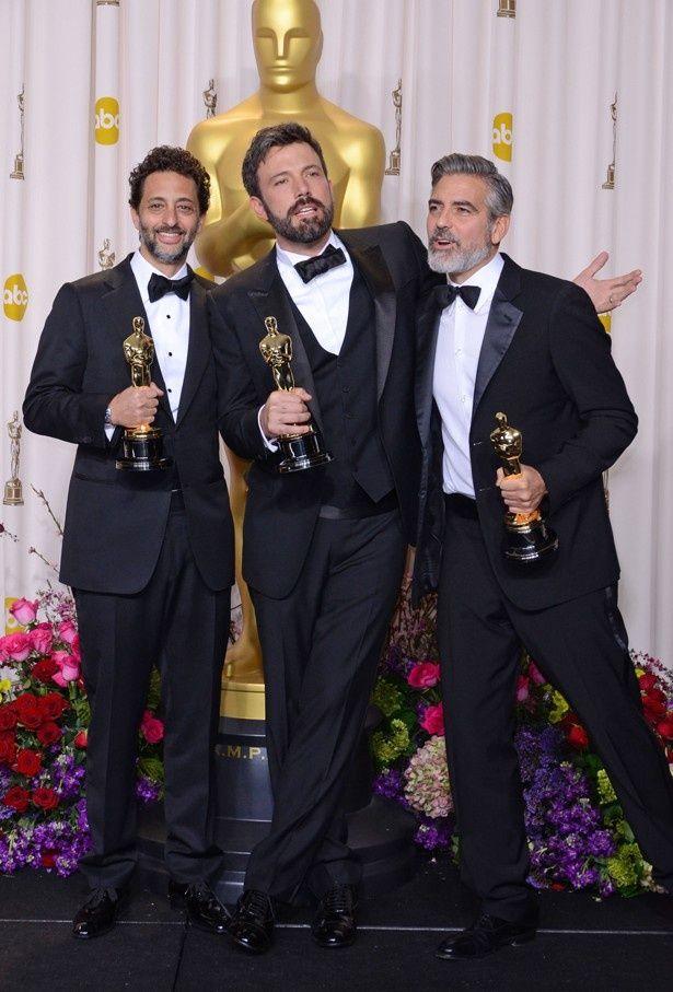 【写真を見る】本年度のアカデミー賞で作品賞を受賞した『アルゴ』