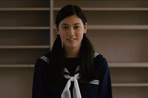 『旅立ちの島唄 十五の春』で映画初主演の三吉彩花。『告白』以前にもドラマや映画に出演していたが、同作がターニングポイントになったはず