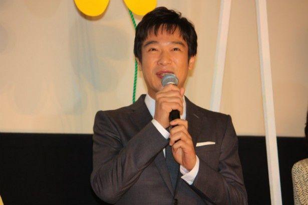 保健所職員・神崎彰司役の堺雅人
