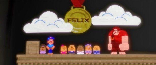 ラルフはゲーム「フィックス・イット・フェリックス」のキャラクターだ