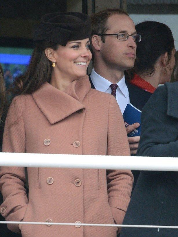 「ウィリアム王子は娘の方が良いみたいです」