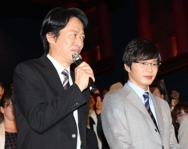 新・相棒を演じた田中圭と川原和久