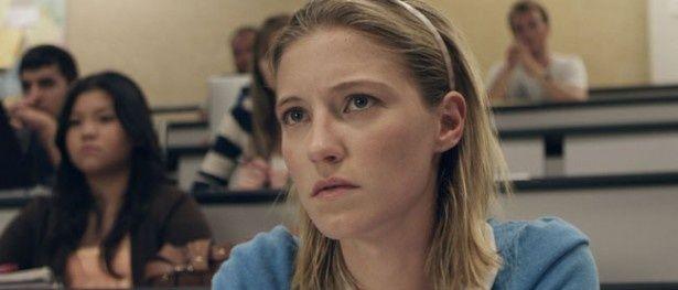 ヒロインを演じるのは『ソーシャル・ネットワーク』(11)にも出演していたケイトリン・ジェラード
