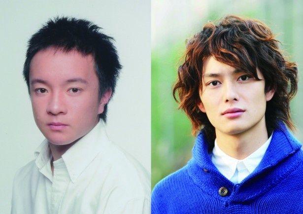 『偉大なる、しゅららぼん』で主演を務める濱田岳と岡田将生