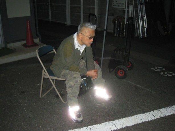 監督は9月には檀蜜を主演にした『甘い鞭』も控える鬼才・石井隆