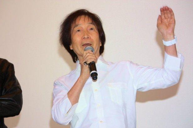 ピッコロ役の声優・古川登志夫
