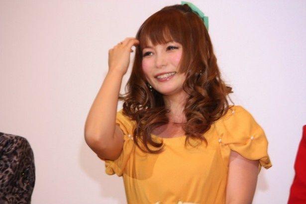 中川翔子はスペシャルゲストで予言魚の役