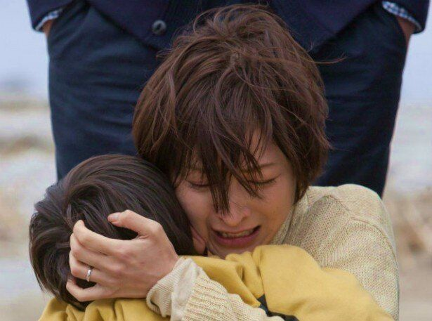 【写真を見る】広末涼子が我を失うほど感情移入して泣いたというシーンはこちら