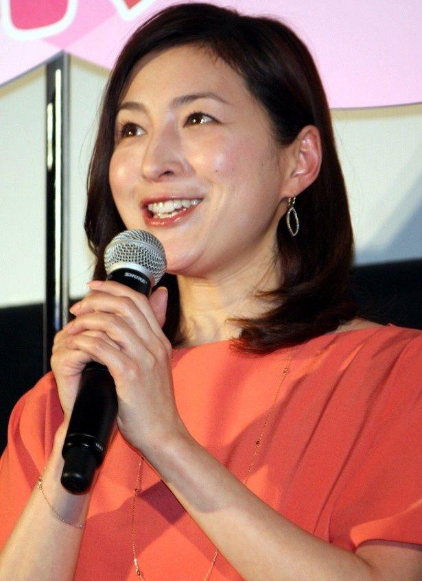 舞台挨拶で稲垣吾郎について語った広末涼子