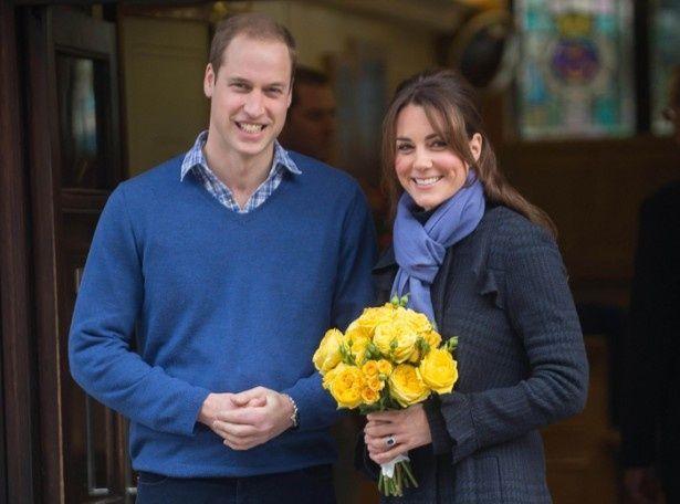ウィリアム王子は出産の瞬間を映像に残したがっているが