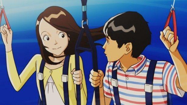 『県庁おもてなし課』本編に挿入されるアニメーション