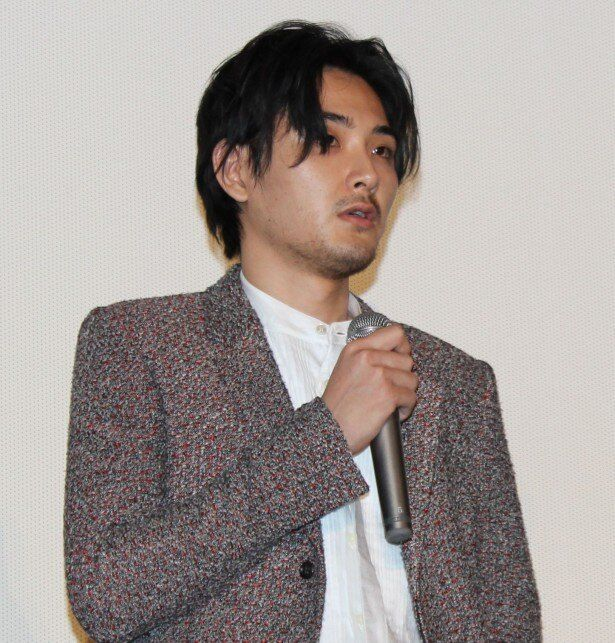 馬締光也役の松田龍平