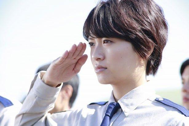 『図書館戦争』でヒロイン・笠原郁を演じた榮倉奈々