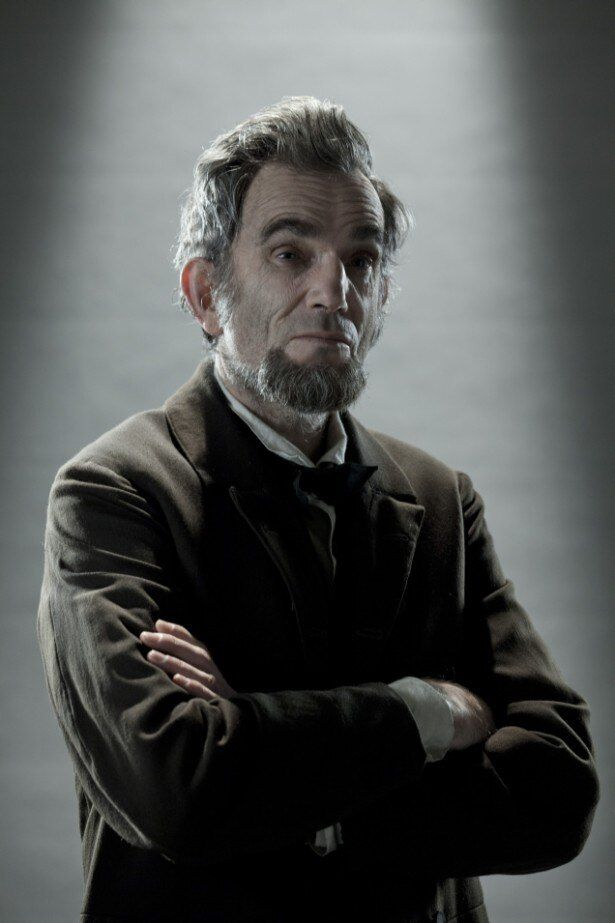 エイブラハム・リンカーンを演じたダニエル・デイ=ルイス