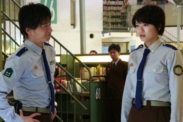 【写真を見る】田中圭とヒロインを務めた榮倉奈々との共演シーンはこちら