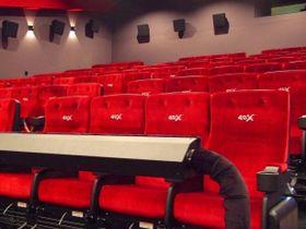 映画は体感する時代へ!日本初上陸の上映システム4DXが遂に解禁
