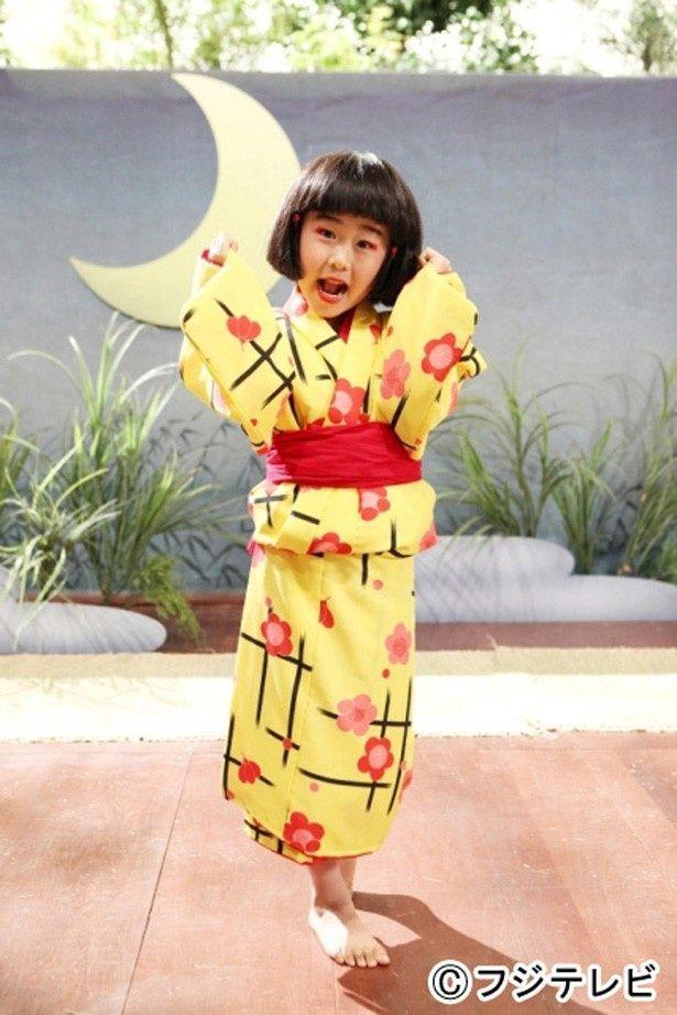 鈴木福の女装姿は妹とそっくり!? 「みんなに見てもらえればなと思います!」