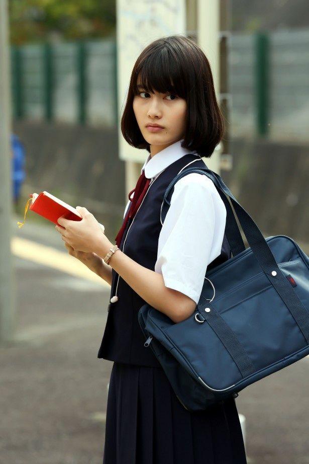 連続テレビ小説「あまちゃん」でアキの親友・足立ユイを演じる橋本愛