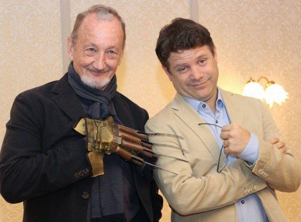 フレディの鋭い爪にショーン・アスティンもお手上げ!?