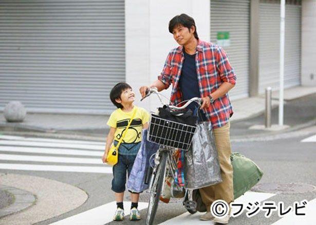 織田裕二が7月スタートの木曜劇場(フジテレビ系)で初の父親役を