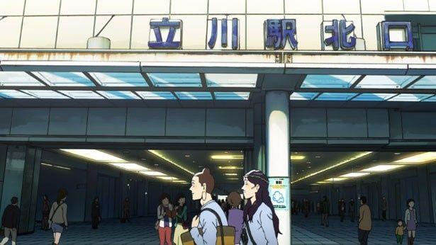 現在公開中の映画『聖☆おにいさん』をはじめ、今後は立川がより一層人気スポットに!?