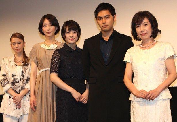 長崎を舞台に人々の再生を描く『爆心 長崎の空』の完成披露試写会が開催!