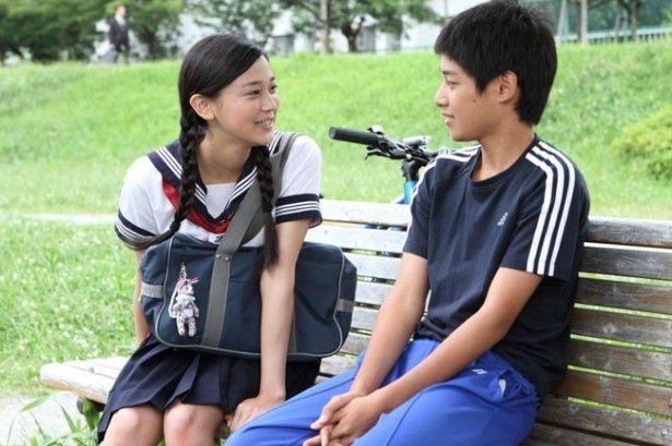 『告白』(10)で映画デビューを飾った16歳の刈谷友衣子