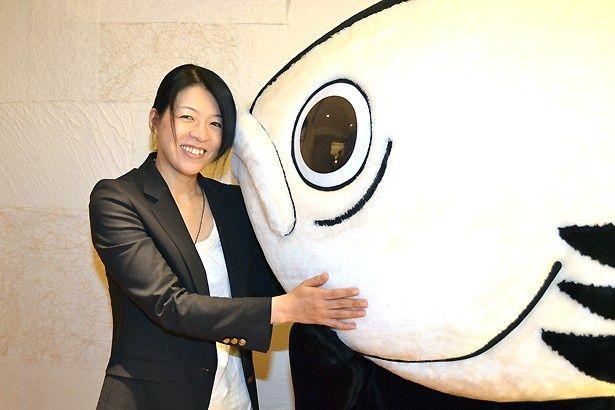 「県庁おもてなし課」原作者の有川浩さんとカツオ人間による異色の座談会!