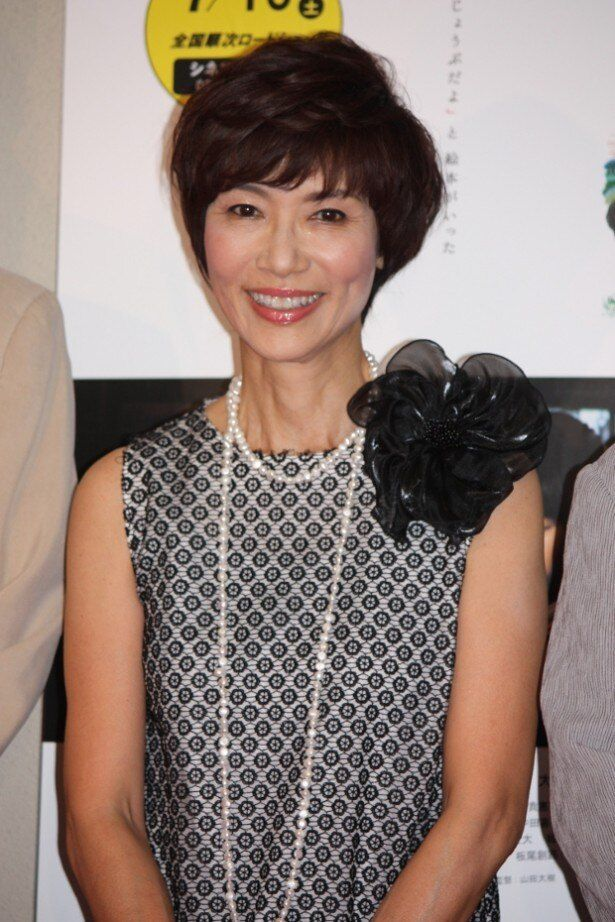 中井貴惠が約28年ぶりにスクリーンに復活!