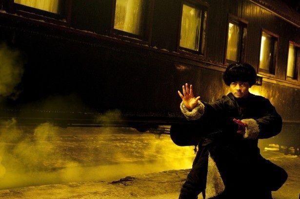 八極拳のカミソリを演じたのは台湾の実力派チャン・チェン