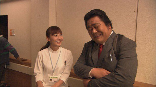 6月6日(木)放送の「刑事110キロ」にエキストラ出演する島本真衣アナの演技を、主演の石塚英彦も絶賛!