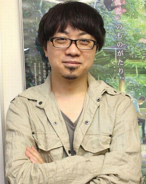アニメーション監督の新海誠を直撃!風景へのこだわりを聞いた