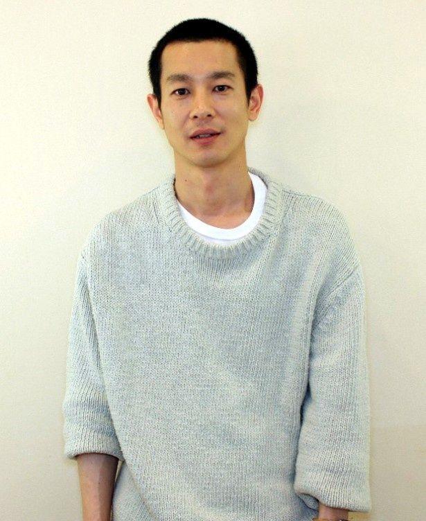 『はじまりのみち』で木下惠介監督役を演じた加瀬亮