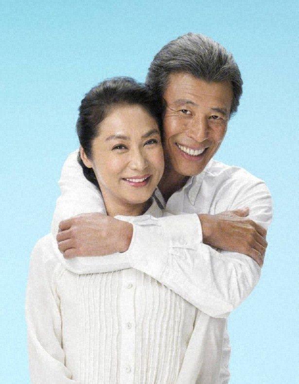 主演の舘ひろし(写真右)と浅野温子(写真左)は8年ぶりの共演となる