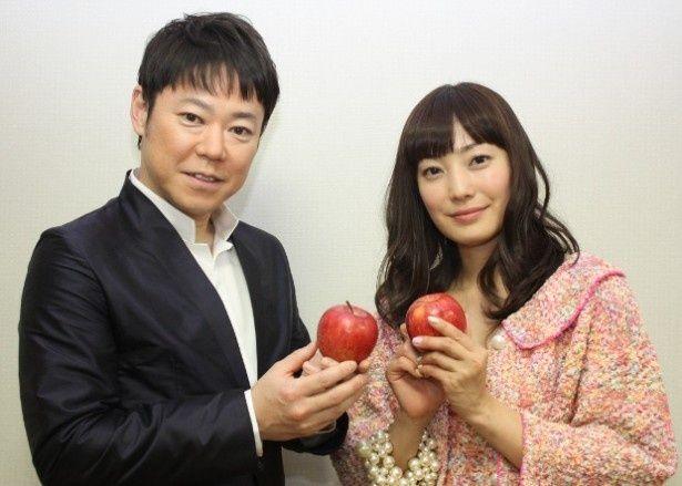 阿部サダヲと菅野美穂が夫婦役で初共演