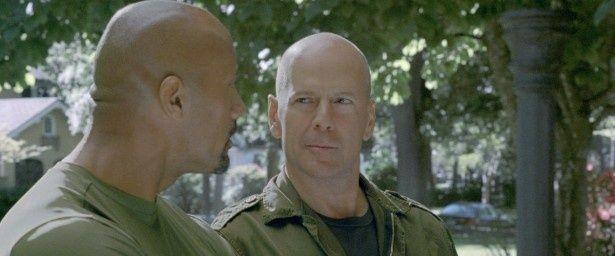 初代G.I.ジョー司令官のジョー・コルトンを演じたブルース・ウィリス