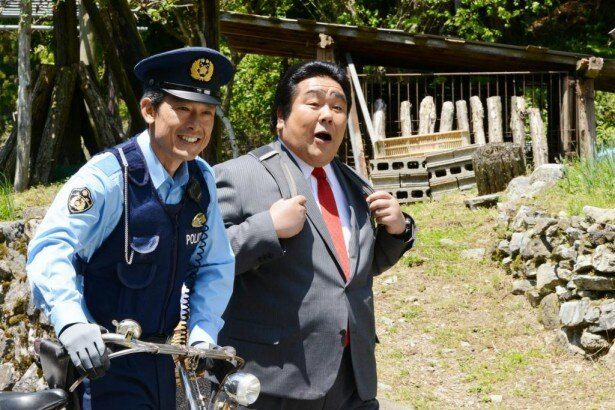 「刑事110キロ」第7話のロケ地「美山の里」には魅力がいっぱい!