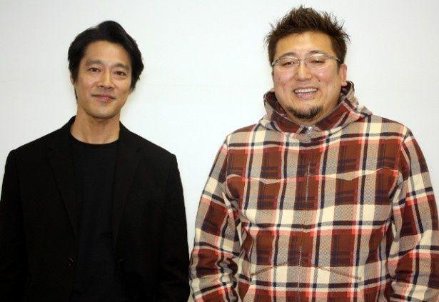 『俺はまだ本気出してないだけ』の堤真一と福田雄一監督