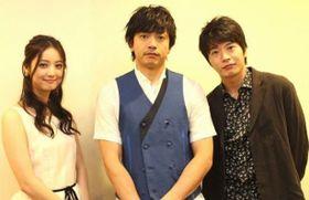 『サンゴレンジャー』青柳翔、田中圭、佐々木希が語る、諦めない力